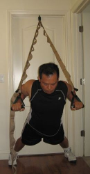 Suspension Pushup with the Hook